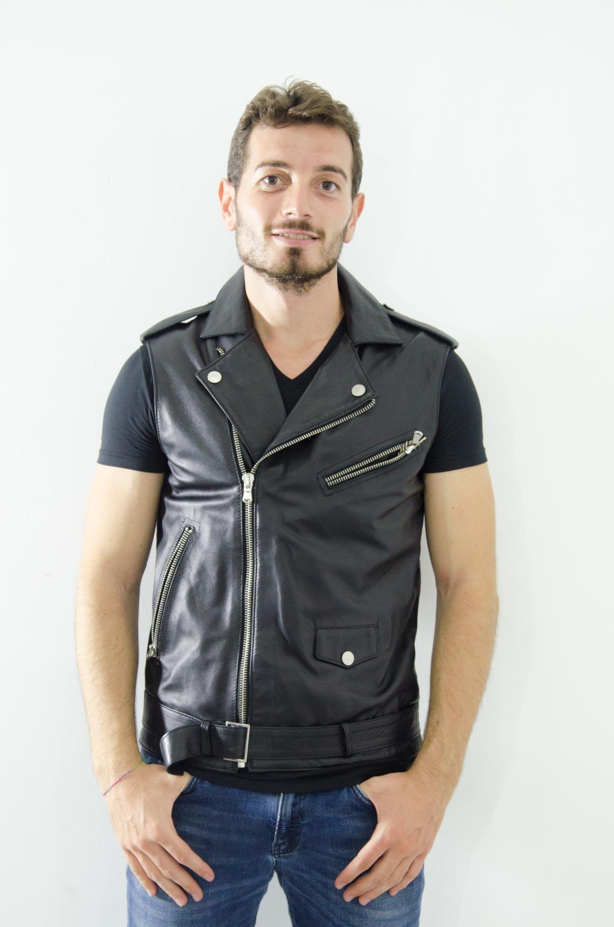 hot sale online 2f158 ee2e6 I'm Brian - Giubbino smanicato Uomo