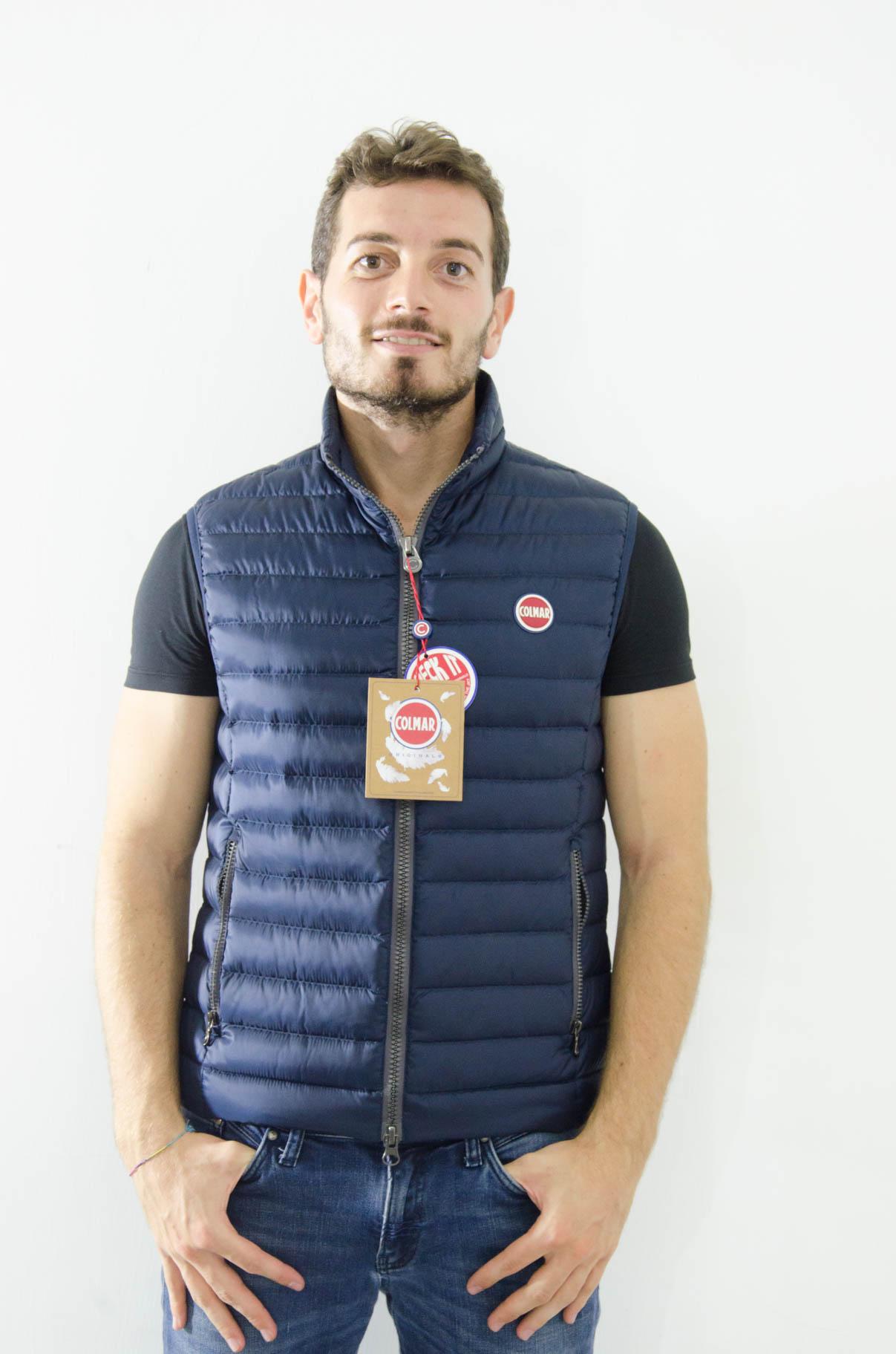 Colmar – Giubbino smanicato Uomo – Fashion Italy