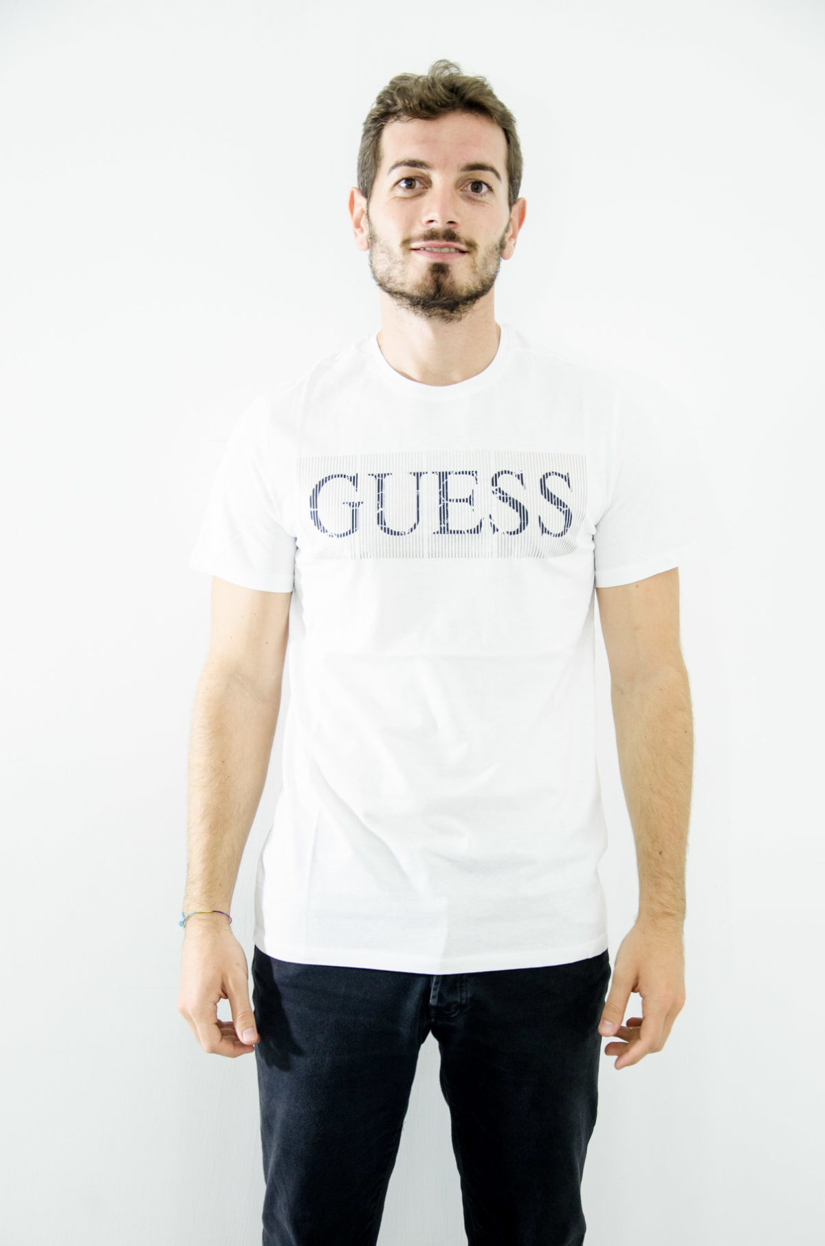 GUESS - T-SHIRT UOMO