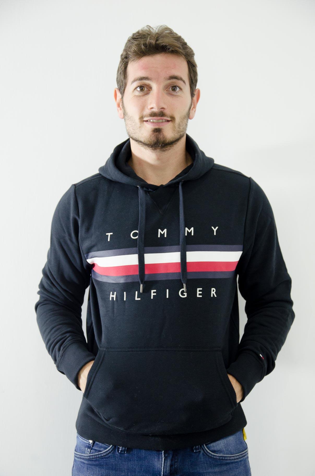 18af37c2b6 Tommy Hilfiger Felpa Uomo