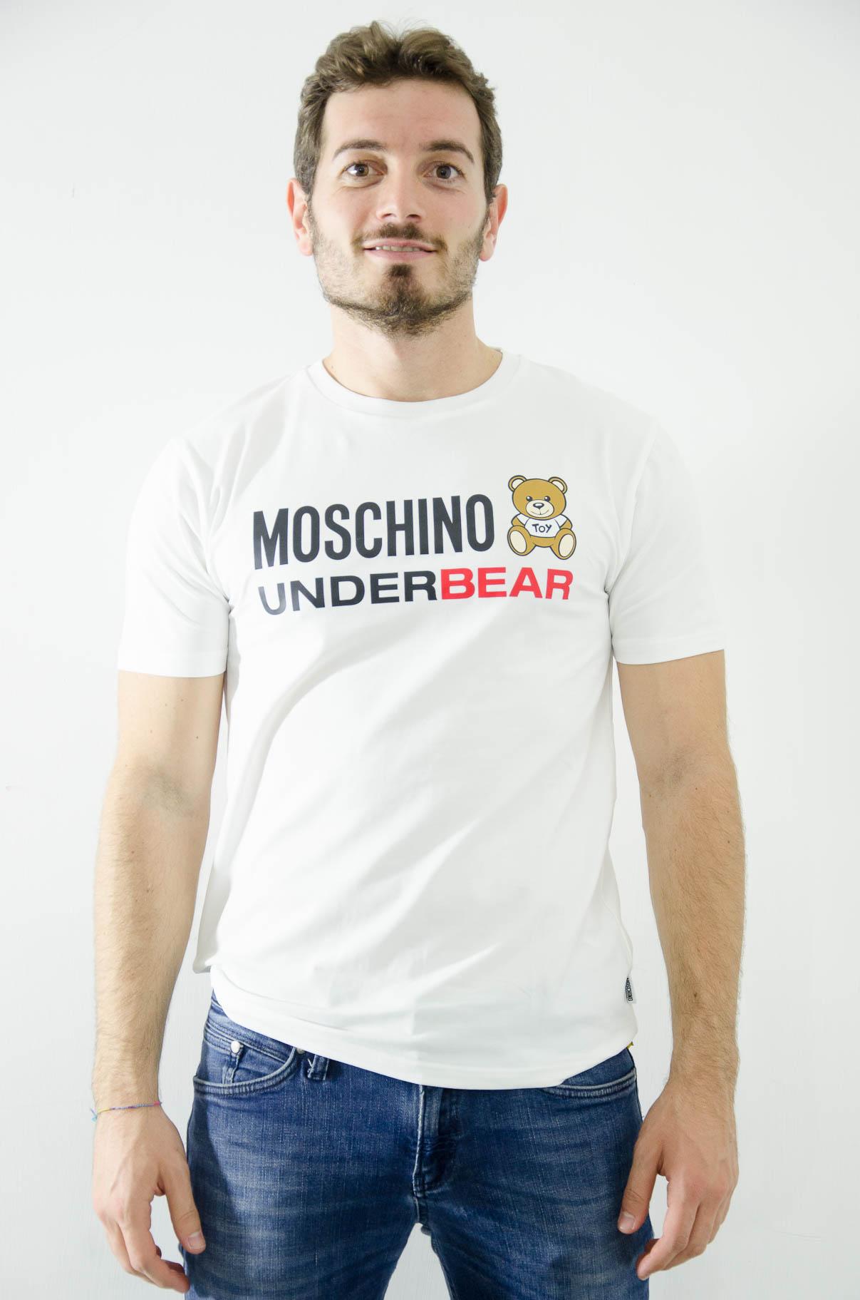 T Moschino Uomo Fashion Shirt – Italy Pn0wOk