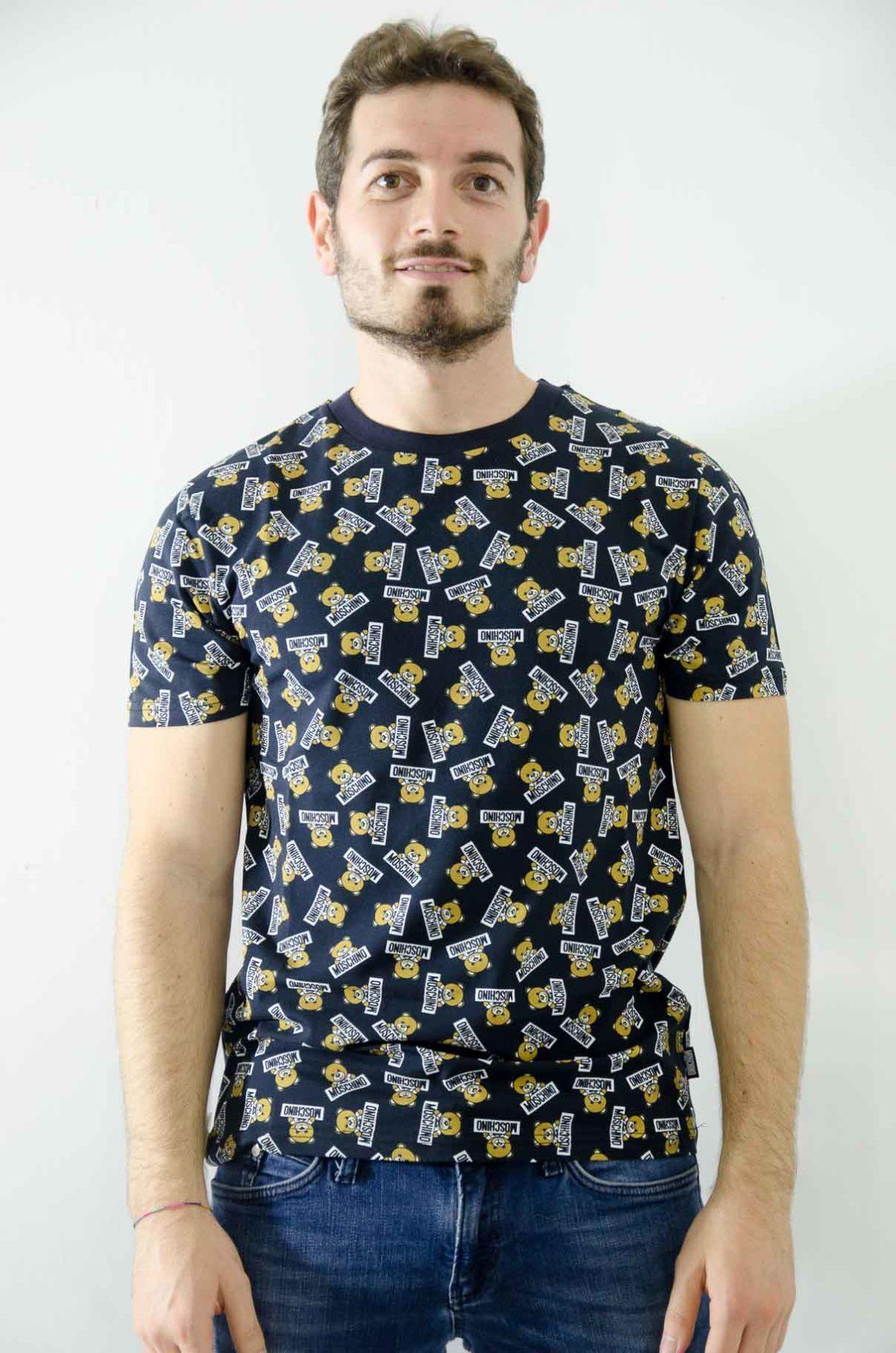 Moschino T-Shirt Uomo