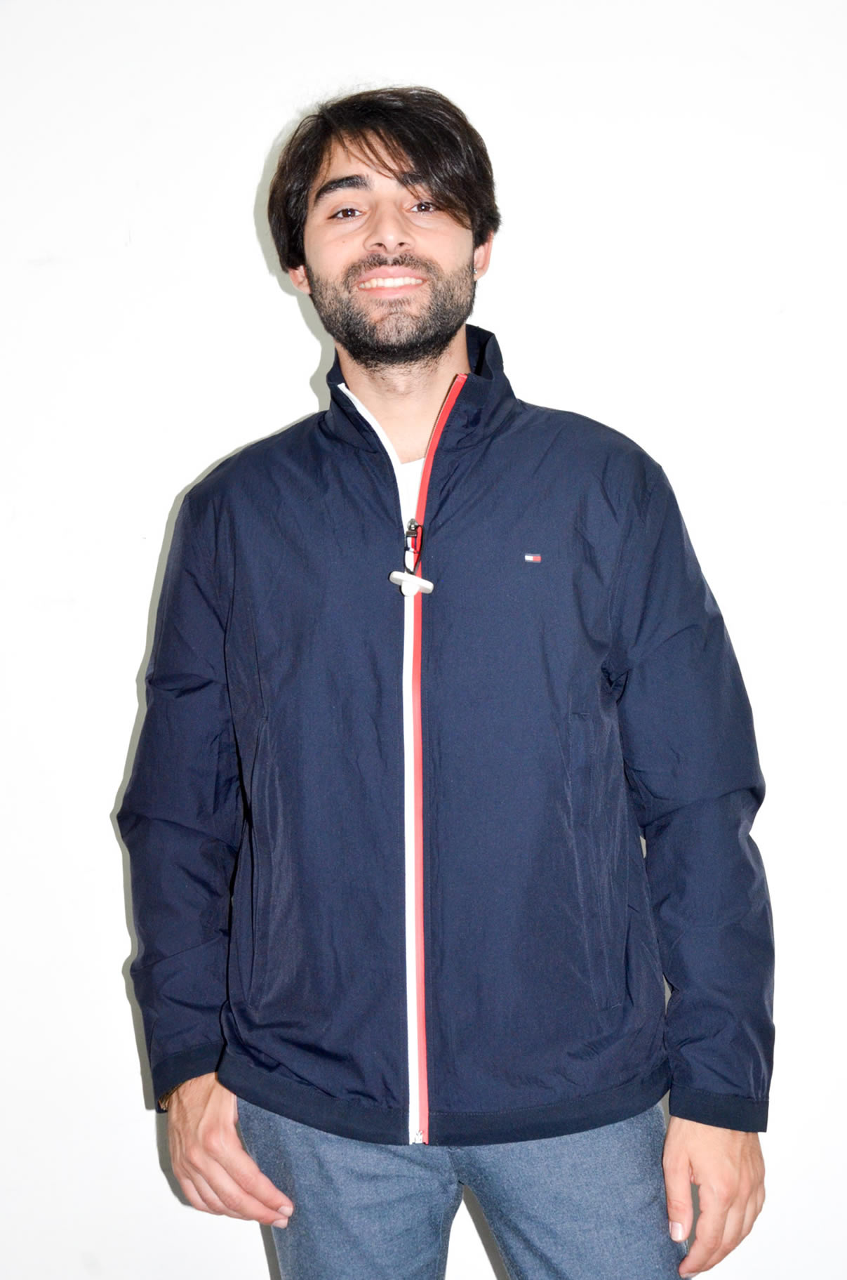 finest selection 07bb1 46be5 Tommy Hilfiger - Giubbino